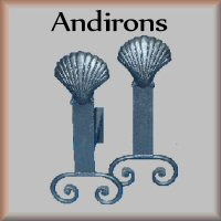 andirons link button